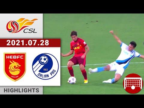 Hebei Zhongji Dalian Pro Goals And Highlights