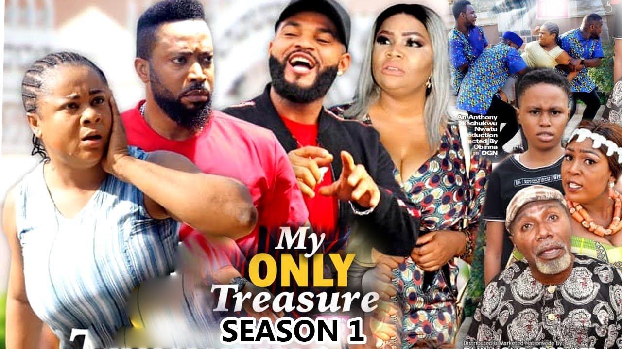 Download MY ONLY TREASURE SEASON 1 - (New Hit Movie) Fredrick Leonard 2020 Latest Nigerian Nollywood Movie