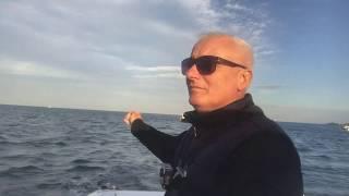 LÜFER NASIL AVLANIR  (tekneden uzun olta yaprak zargana ile muhteşem av oldu)