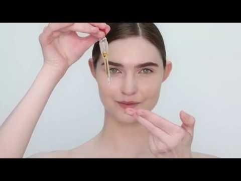 oumere-4-step-evening-anti-aging-regimen-for-normal-&-dry-skin---scientific-skin-care-tutorial