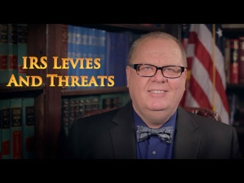 AD Beat IRS Levies and Threat