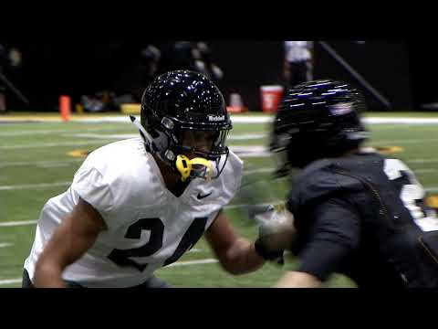 INTERVIEW:  Acy On The 1st Day In Full Pads At Spring Camp '19