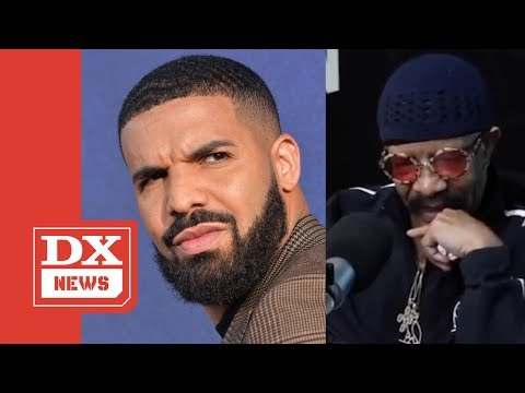 "Drake Says He's ""Hurt"" Over Father Saying He Made Up ""Absentee Dad"" Lyrics"