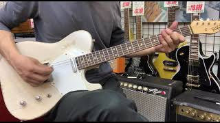 Tsubasa Guitar Workshop SUJIE ASH/R WB-Aged ②【商品紹介@Guitar Planet】