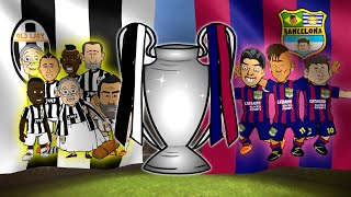 🏆UCL Champions League Intro Theme Song🏆 (ROAD TO BERLIN FINAL 2015 Juventus vs Barcelona Titles)(The Champions League Titles Anthem 2014/2015 - parody! ⚽️Subscribe to 442oons: http://bit.ly/442oonsSUB⚽   ▻MESSI VIDEO with SKY SPORTS here: ..., 2015-06-06T09:12:55.000Z)
