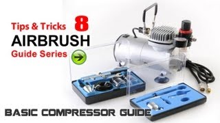 airbrush painting 8 tips tricks basic air compressor setup guide for painting model kits