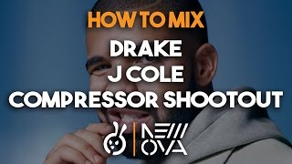 COMPRESSOR SHOOTOUT!! How To Mix  ~ Drake / J. Cole ~ Type Rap Vocals On Pro Tools Waves C1 Slate