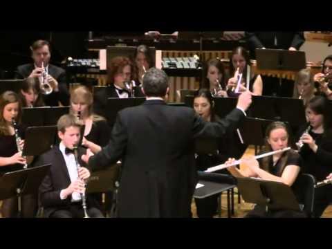 Ein Volksfest - Dmitri Shostakovich, Nebraska Wesleyan Symphonic Band