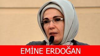 Emine Erdoğan Kimdir?