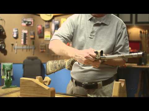Firearm Maintenance: Browning Maxus Disassembly — Part 1/4