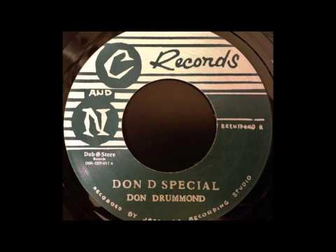 DON DRUMMOND - Don D Special [1964]