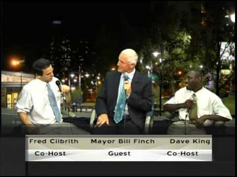 Keeping It Real: Former Mayor Bill Finch