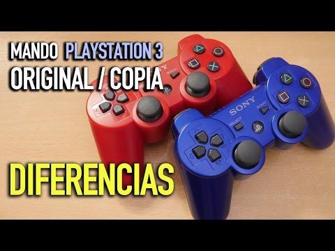 Mando PlayStation 3  COPIA vs ORIGINAL  Cómo diferenciarlos - Jugamer