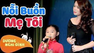 Nỗi Buồn Mẹ Tôi /Live Show 7 tuổi/Dương Nghi Đình