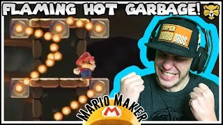 This Is HORRID! 100 Man Super Expert Super Mario Maker
