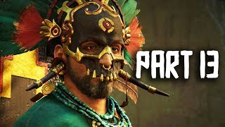 Shadow of the Tomb Raider Gameplay Walkthrough Part 13 - Death Temple - FULL GAME (NEW Gameplay)