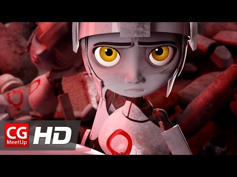 """CGI Animated Short Film: """"Shattered"""" By Suyoung Jang 