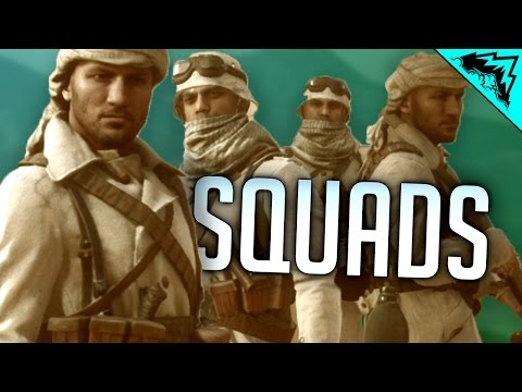Battlefield 1 Squad Work (Battlefield Boot Camp #3/5)