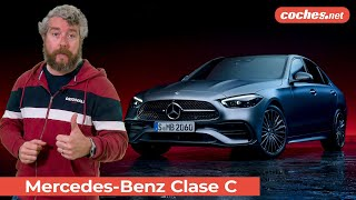 Mercedes-Benz Clase C 2021 | Primer vistazo / Review en español | coches.net