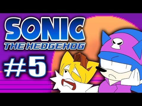 Matt & Liam Play Sonic The Hedgehog 2006 (Part 5)