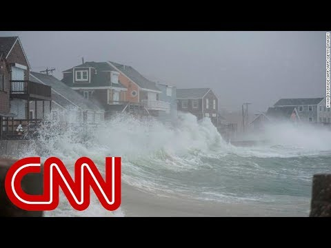 Deadly 'bomb cyclone' leaves 1 million without power