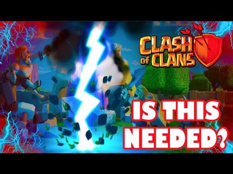 Clash Of Clans - UPDATE!