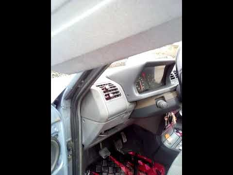 remplacer un barillet de serrure sur 205 peugeot, porte chauffeur