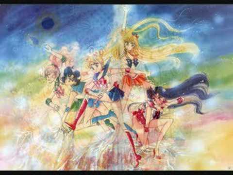 Sailor Moon Hontouni Erabareta Senshi Nano-5