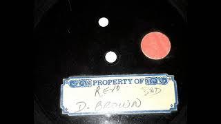 Dennis Brown - Revolution & Version Dubplate