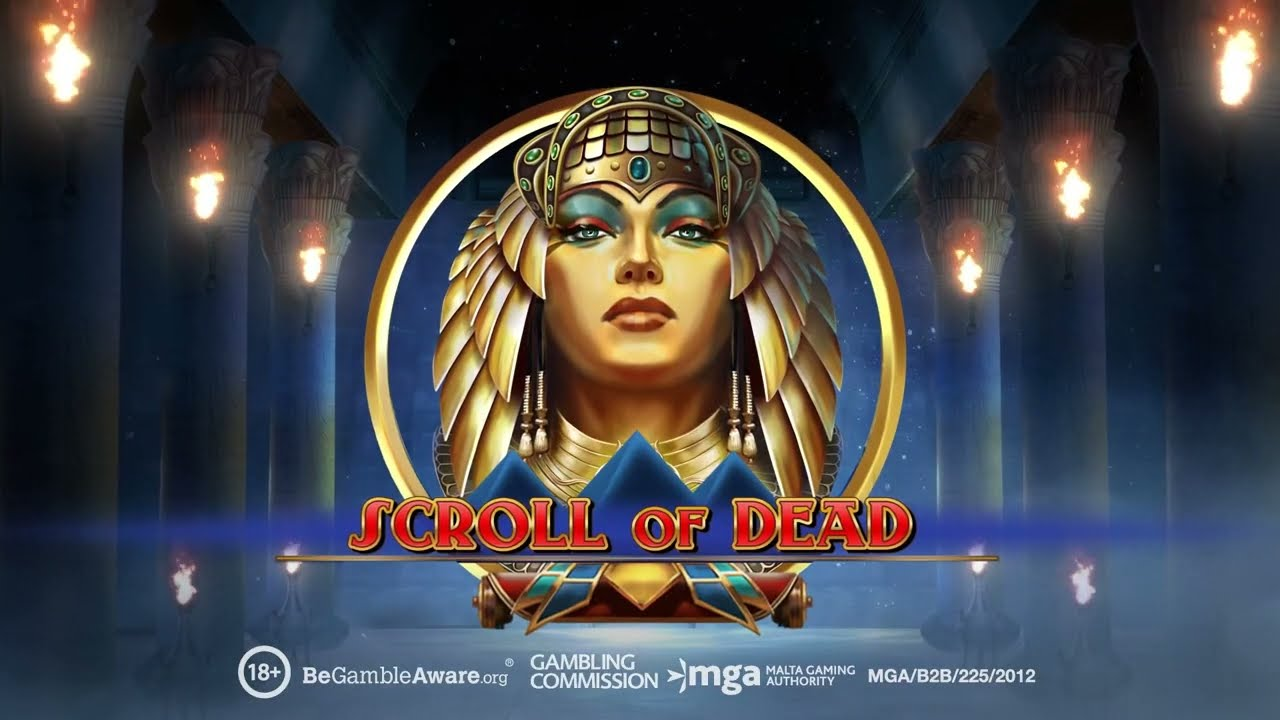 Scroll of Dead Slot Play Free ▷ RTP 96.3% & High Volatility video preview
