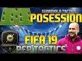 POSSESSION STYLE GUARDIOLA  TACTICS (4-1-4-1)  - #FIFA 19 ULTIMATE TEAM