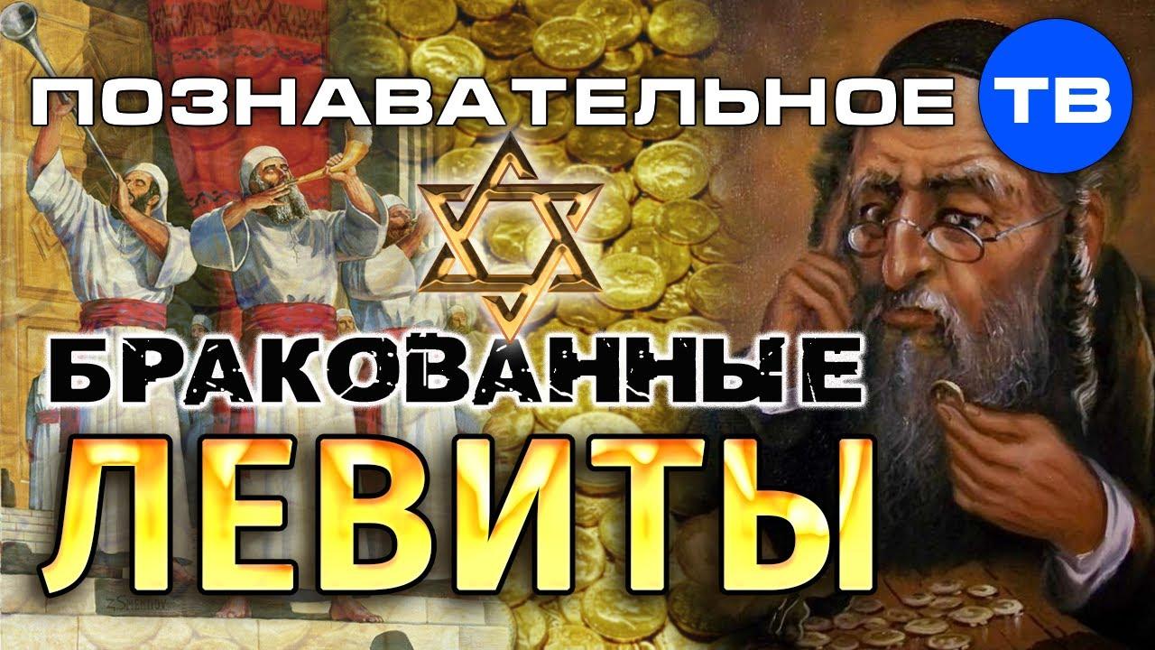 Картинки по запросу Бракованные левиты (Познавательное ТВ, Валентин Катасонов)