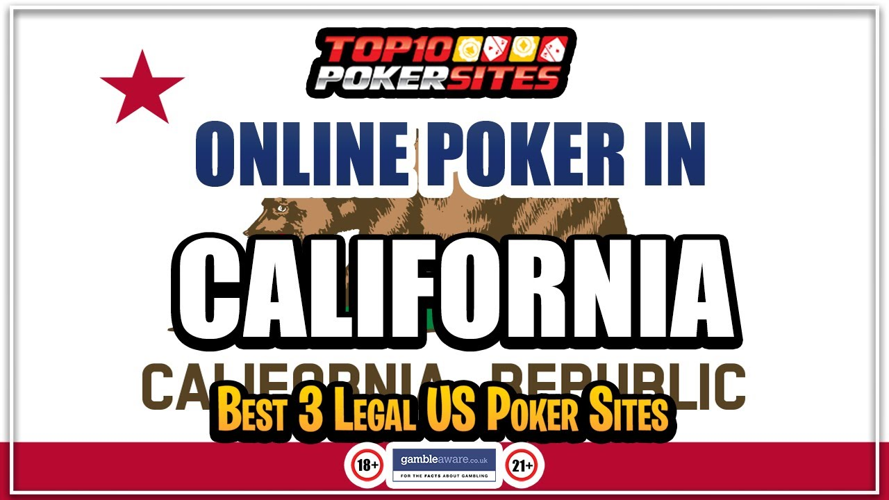 California Online Poker Sites and the Best Mobile Poker Apps - YouTube