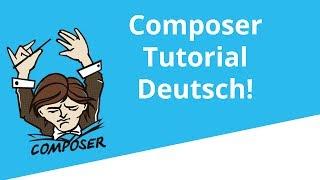 Composer Tutorial Deutsch Installation Mac