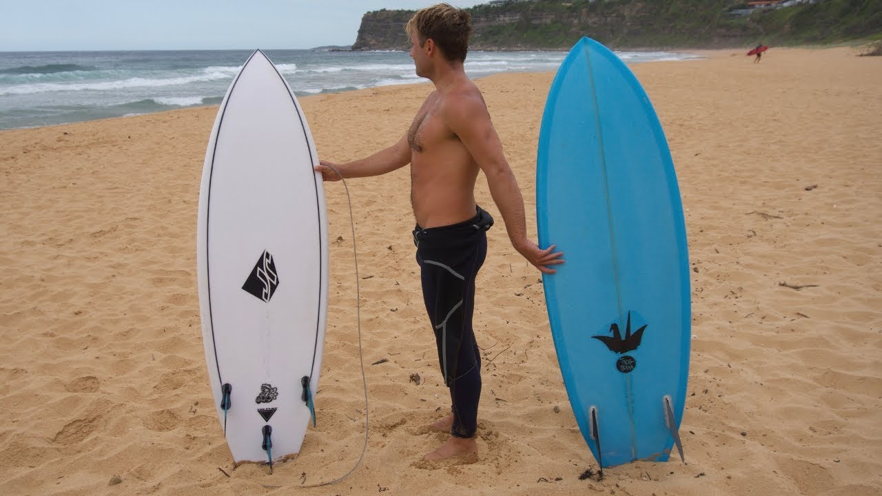 Fish Vs Shortboard Which Is A Better Surfboard