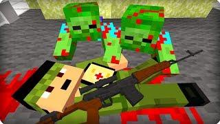 Как это произошло? [ЧАСТЬ 50] Зомби апокалипсис в майнкрафт! - (Minecraft - Сериал)