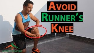 KNEE STRENGTHENING EXERCISES FOR RUNNERS | AVOID RUNNER