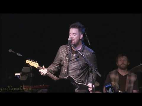 David Cook - The Chain (Fleetwood Mac Cover) - Race for Hope Benefit Concert