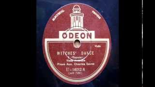 Piano acc. / Charles Gerne transfer from ODEON 78s / U-14012(xxB-72...
