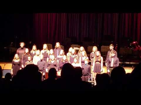 BCS Winter concert - Jazz Choir