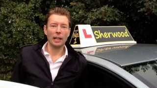 Driving School in Mansfield - Theory Test - Sherwood Driving School