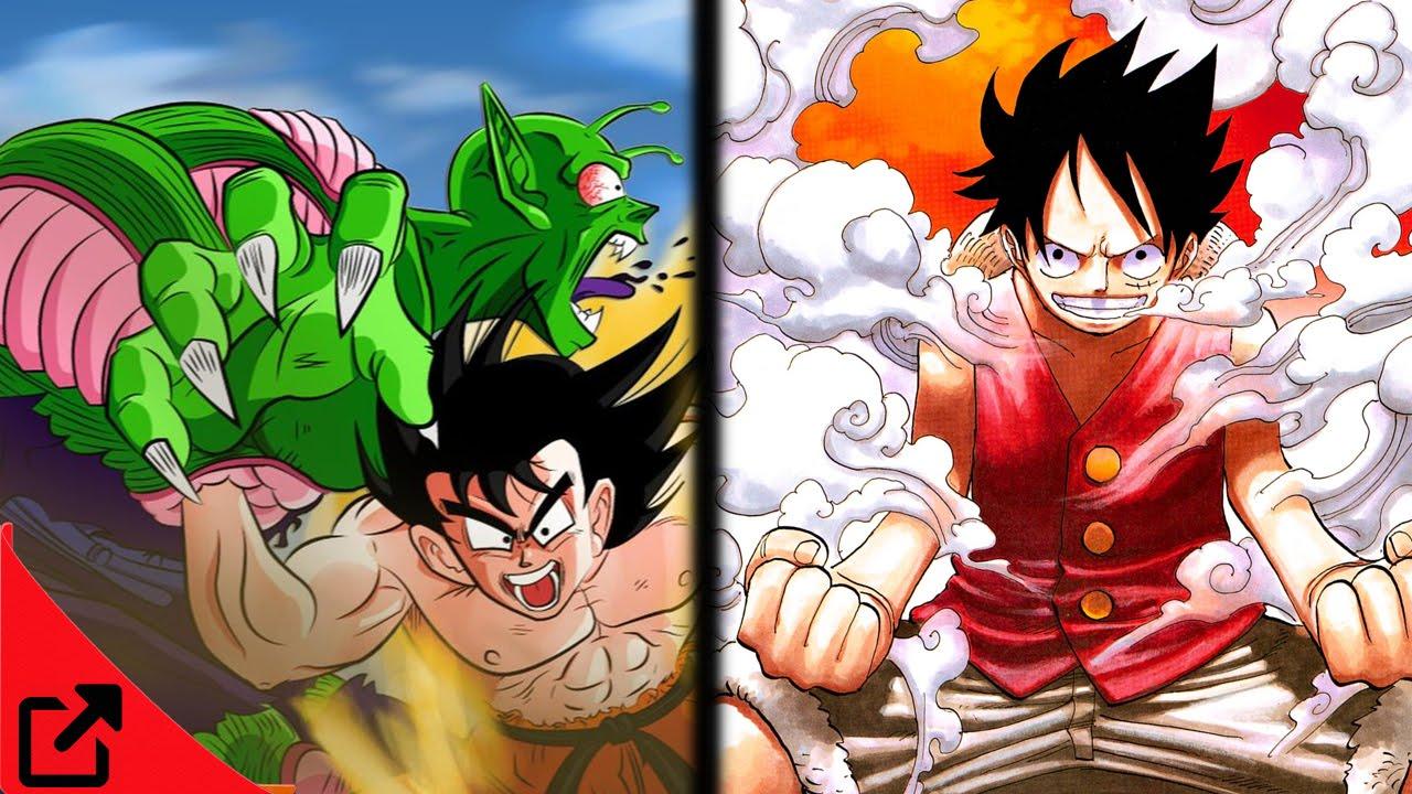 Top 5 Animes Similar To Dragon Ball Youtube