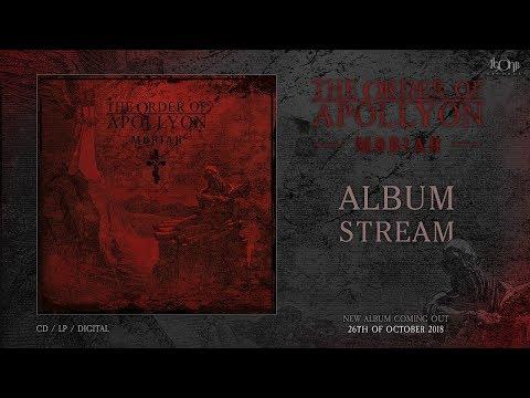 THE ORDER OF APOLLYON - Moriah (Official Album Stream)