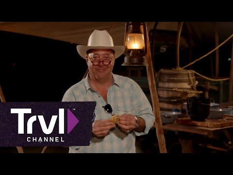 Bizarre Foods with Andrew Zimmern: Cowboy Life in Texas