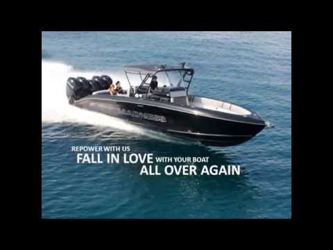 Volvo Penta Engine and Mercury Marine Parts and Servicing in Singapore