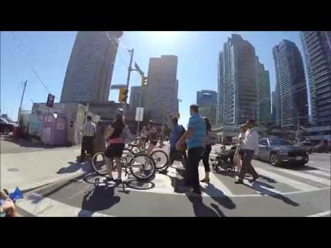 Toronto Waterfront Bike Ride
