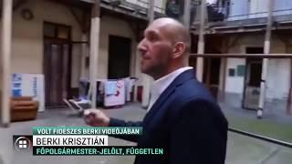 Korábbi fideszes jelölt szerepel Berki Krisztián kampányvideójában 19-09-19