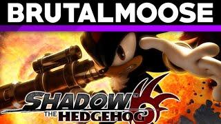 Shadow the Hedgehog - brutalmoose