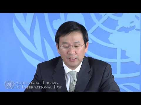 Judge Paik (ITLOS) on the International Legal Regime of Fisheries