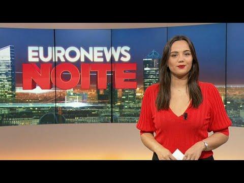 Euronews Noite | As notícias do Mundo de 16 de outubro de 2019